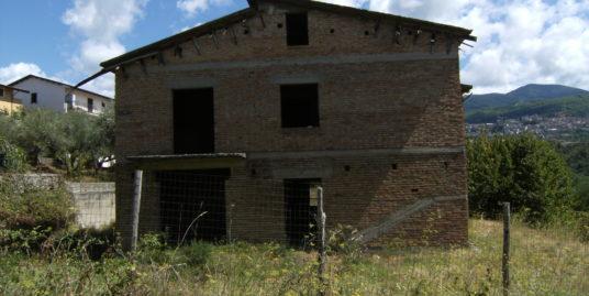 Casa Indipendente Allo Stato Rustico A Pianette Di Rovito