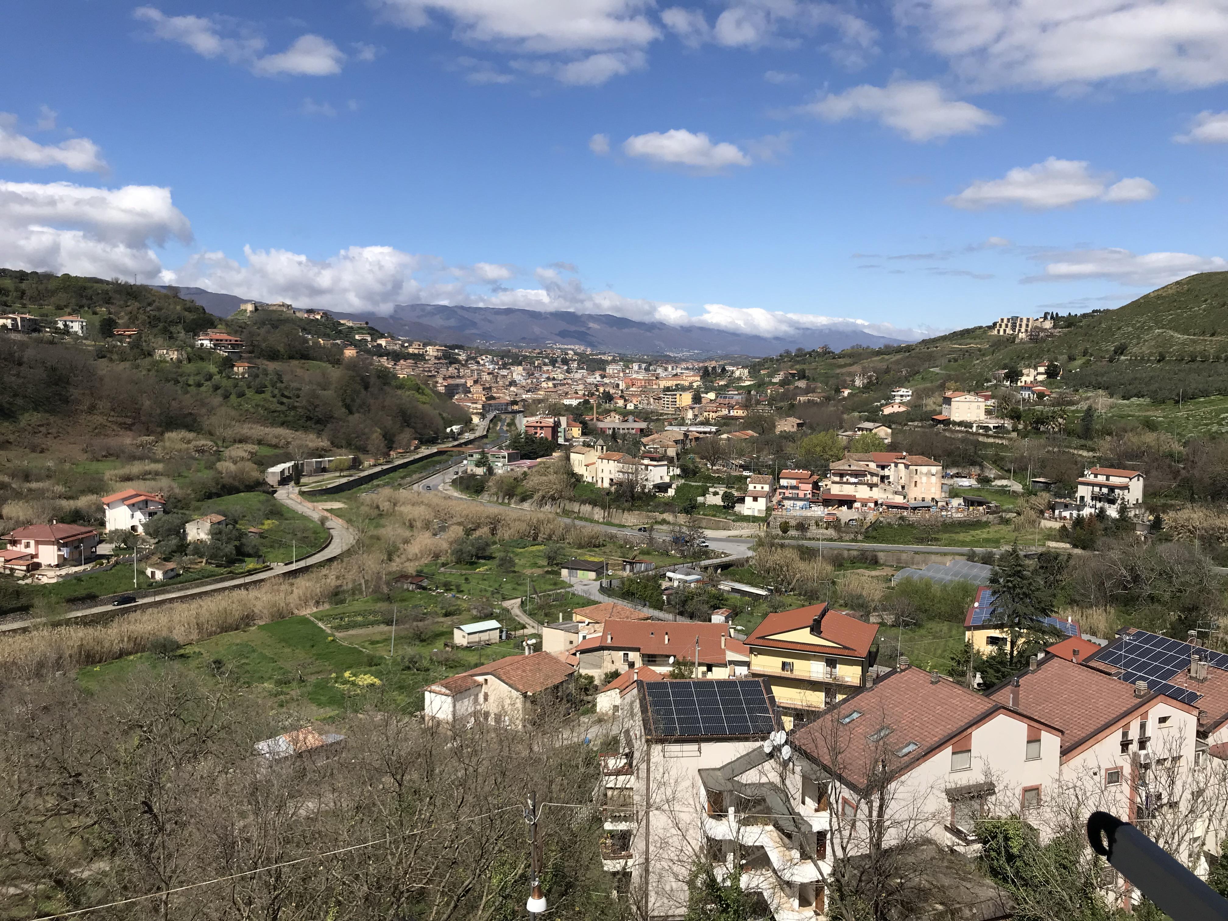 Appartamento a Morelli di Casali del Manco (CS) a 2 Km. da Cosenza